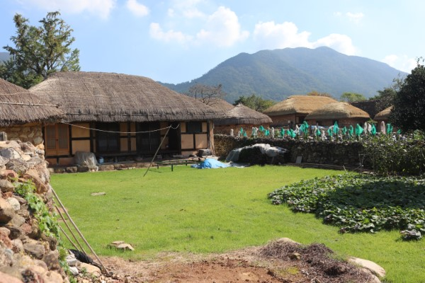Nagan Eupseong Folk Village
