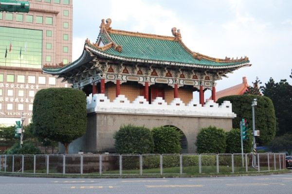 Taipei east gate Taiwan