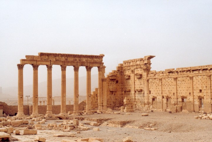 Palmyra Pantheon